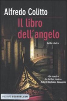 Il libro dell'angelo - Alfredo Colitto - copertina