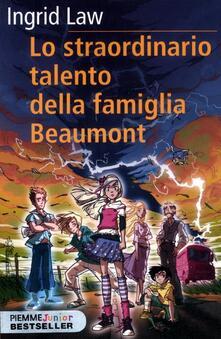 Librisulrazzismo.it Lo straordinario talento della famiglia Beaumont Image