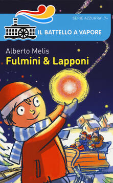 Fulmini & lapponi - Alberto Melis - copertina