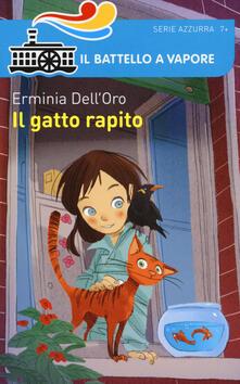 Il gatto rapito - Erminia Dell'Oro - copertina