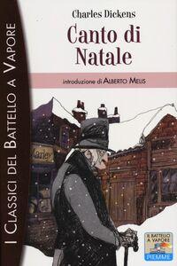 Foto Cover di Canto di Natale, Libro di Charles Dickens, edito da Piemme