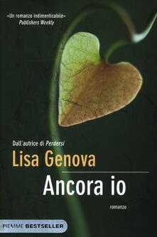 Ancora io - Lisa Genova - copertina