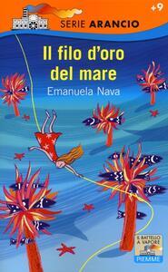Il filo d'oro del mare - Emanuela Nava - copertina
