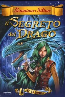 Premioquesti.it Il segreto del drago. Le 13 Spade. Vol. 1 Image