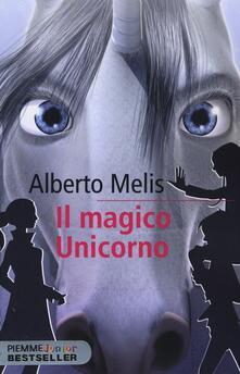 Il magico unicorno. Criptoanimali. Vol. 4 - Alberto Melis - copertina