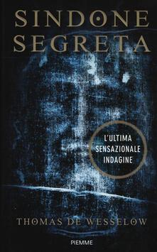 Sindone segreta - Thomas De Wesselow - copertina