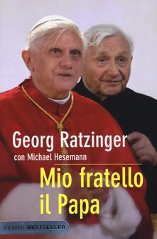 Fondazionesergioperlamusica.it Mio fratello il papa Image