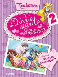 Fondazionesergioperlamusica.it Il diario segreto delle Tea Sisters. Ediz. illustrata. Vol. 2 Image