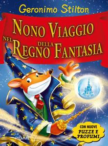 Festivalpatudocanario.es Nono viaggio nel Regno della Fantasia. Ediz. illustrata Image