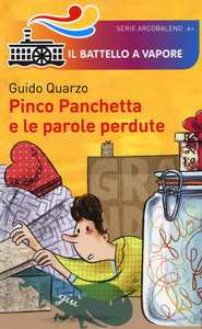 Libro Pinco Panchetta e le parole perdute Guido Quarzo