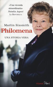 Philomena - Martin Sixsmith - copertina
