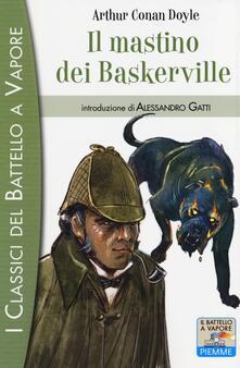Il mastino dei Baskerville - Arthur Conan Doyle - copertina