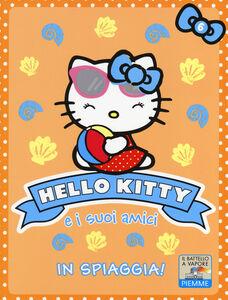 Foto Cover di In spiaggia! Hello Kitty e i suoi amici. Vol. 6, Libro di Linda Chapman, edito da Piemme