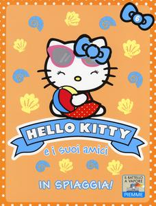 Libro In spiaggia! Hello Kitty e i suoi amici. Vol. 6 Linda Chapman