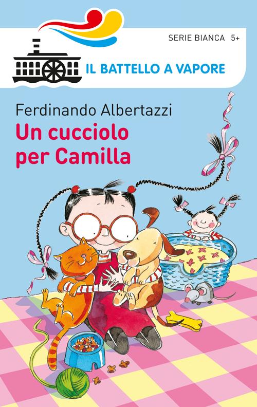 Image of Un cucciolo per Camilla. Ediz. illustrata