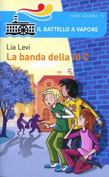 La banda della III C - Lia Levi - copertina