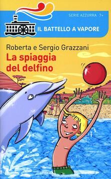La spiaggia del delfino - Roberta Grazzani - copertina