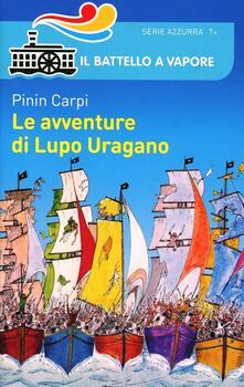 Le avventure di Lupo Uragano - Pinin Carpi - copertina