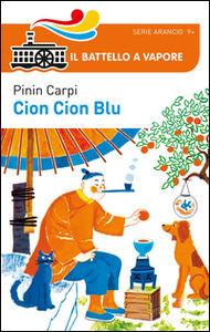 Libro Cion Cion Blu Pinin Carpi