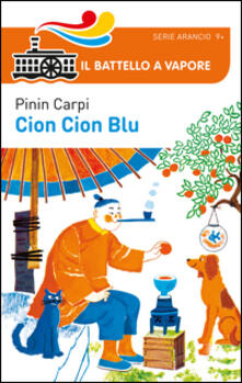 Cion Cion Blu - Pinin Carpi - copertina