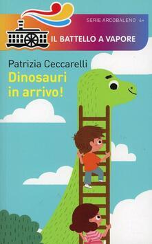 Dinosauri in arrivo! Ediz. illustrata.pdf