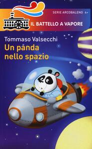 Un panda nello spazio