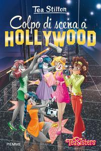 Libro Colpo di scena a Hollywood Tea Stilton