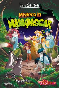 Libro Mistero in Madagascar Tea Stilton 0