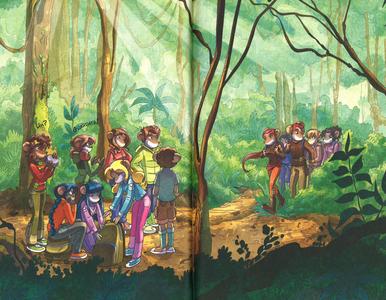 Libro Mistero in Madagascar Tea Stilton 1