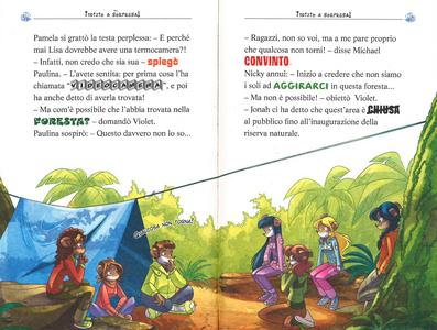 Libro Mistero in Madagascar Tea Stilton 3
