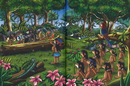 Foto Cover di Le avventure del Corsaro Nero di Emilio Salgari, Libro di Geronimo Stilton, edito da Piemme 4