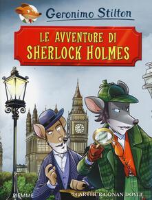 Antondemarirreguera.es Le avventure di Sherlock Holmes di Arthur Conan Doyle. Ediz. illustrata Image