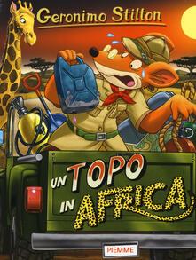 Amatigota.it Un topo in Africa Image