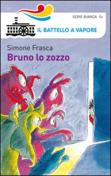 Bruno lo zozzo - Simone Frasca - copertina