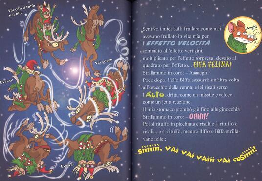 La magica notte degli elfi. Ediz. illustrata - Geronimo Stilton - 2