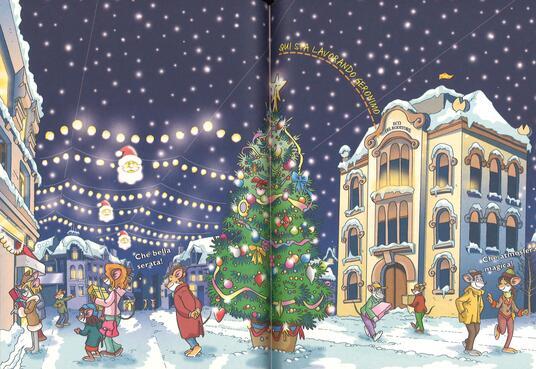 La magica notte degli elfi. Ediz. illustrata - Geronimo Stilton - 3