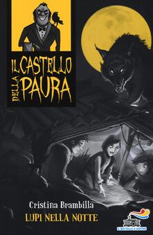 Lupi nella notte - Cristina Brambilla - copertina