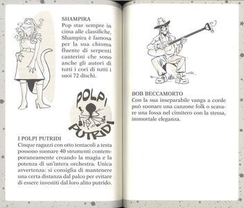 Libro Un' orrenda gita con la maestra mannara Miriam Dubini 3