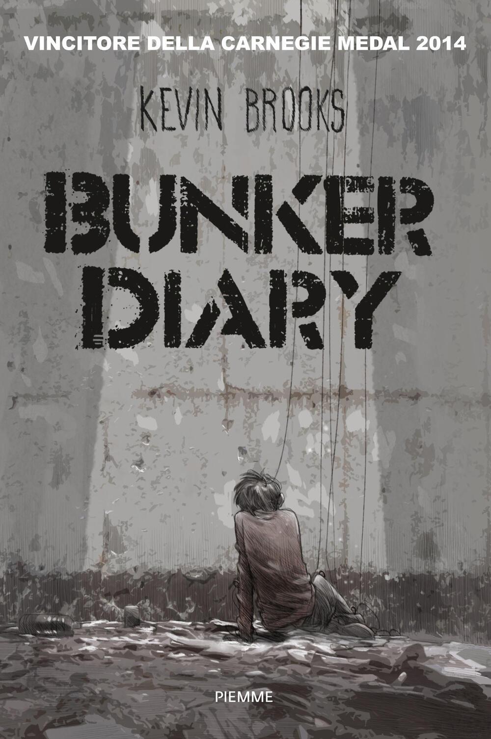 Risultati immagini per bunker diary