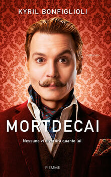 Daddyswing.es Mortdecai. Vol. 1 Image
