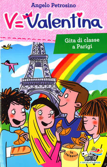 Amatigota.it Gita di classe a Parigi Image
