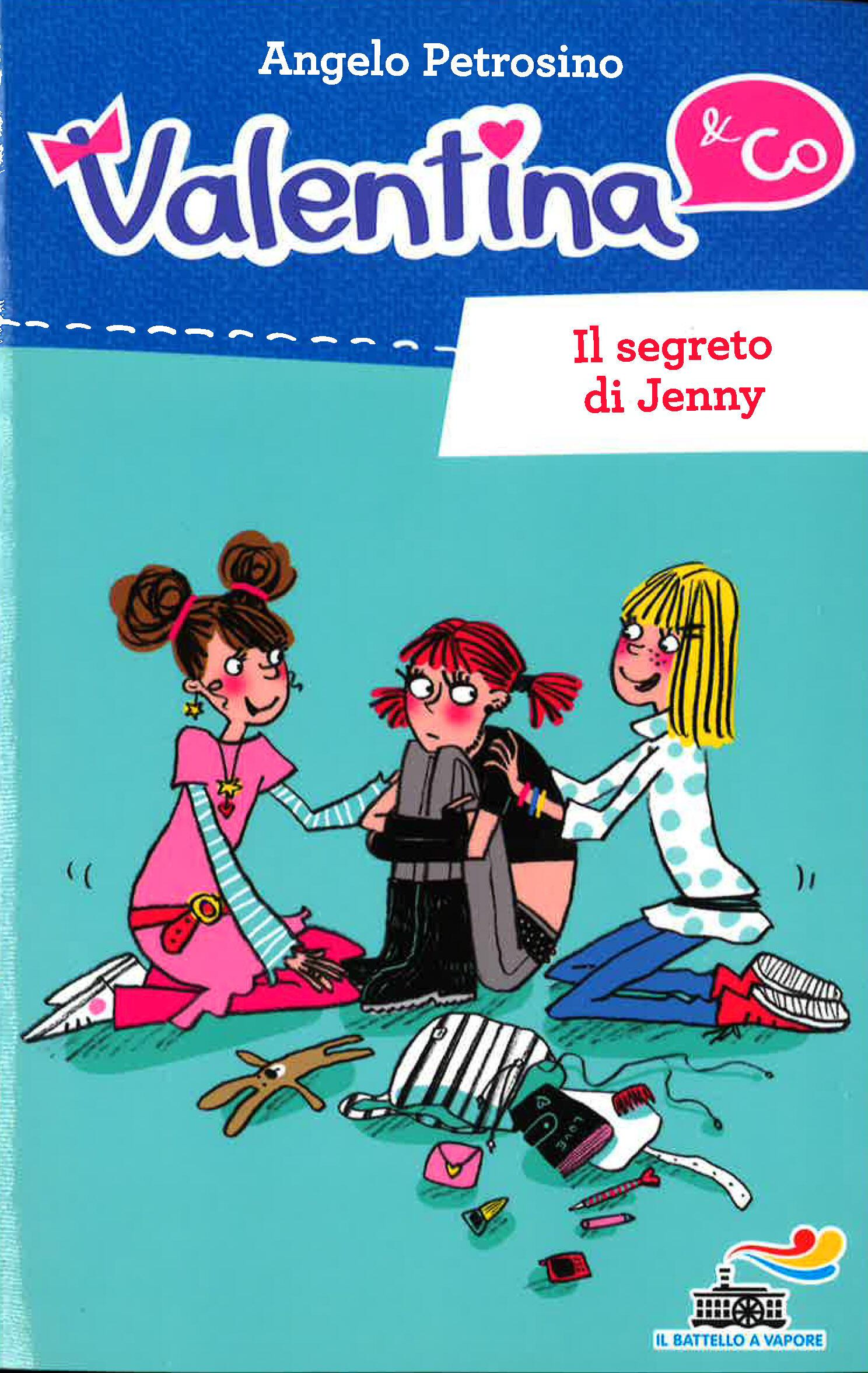 Il segreto di jenny angelo petrosino libro piemme - Il giardino segreto banana yoshimoto ...