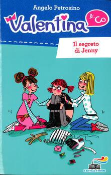 Il segreto di Jenny - Angelo Petrosino - copertina