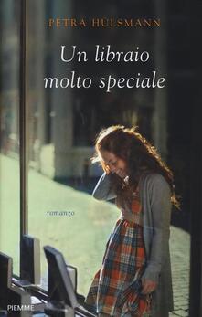 Un libraio molto speciale - Petra Hülsmann - copertina