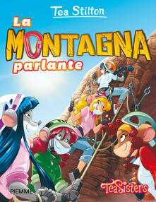 Milanospringparade.it La montagna parlante. Ediz. illustrata Image