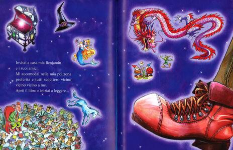 Libro Nel Regno della Fantasia. Ediz. speciale Geronimo Stilton 4