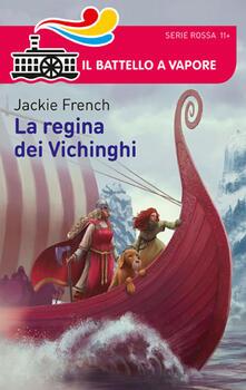 La regina dei Vichinghi - Jackie French - copertina