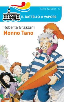 Nonno Tano - Roberta Grazzani - copertina