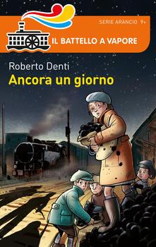 Ancora un giorno - Roberto Denti - copertina