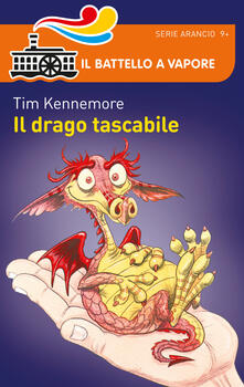 Il drago tascabile - Tim Kennemore - copertina